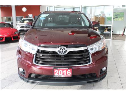 2016 Toyota Highlander XLE (Stk: 293219) in Milton - Image 2 of 42