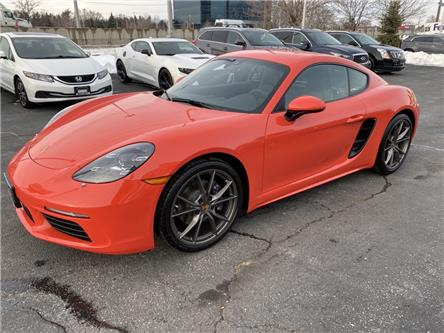 2018 Porsche 718 Cayman  (Stk: PDK1) in Oakville - Image 1 of 14