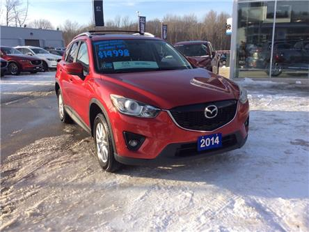 2014 Mazda CX-5 GS (Stk: 03370P) in Owen Sound - Image 2 of 16