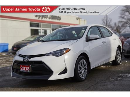 2018 Toyota Corolla LE (Stk: 85642) in Hamilton - Image 1 of 19