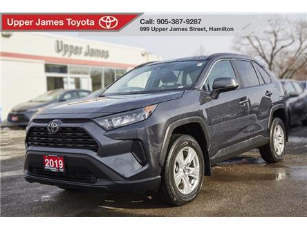 2019 Toyota RAV4 LE (Stk: 85494) in Hamilton - Image 1 of 20