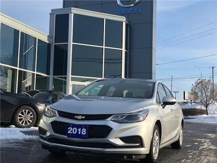 2018 Chevrolet Cruze LT Auto (Stk: M2749) in Gloucester - Image 1 of 16