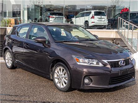 2013 Lexus CT 200h Base (Stk: 29867A) in Markham - Image 1 of 11