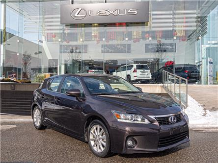 2013 Lexus CT 200h Base (Stk: 29867A) in Markham - Image 2 of 11