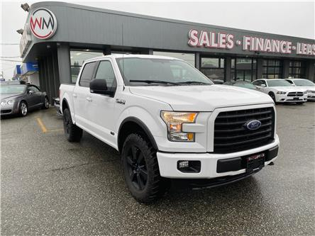 2016 Ford F-150 XLT (Stk: 16-A40935) in Abbotsford - Image 1 of 16