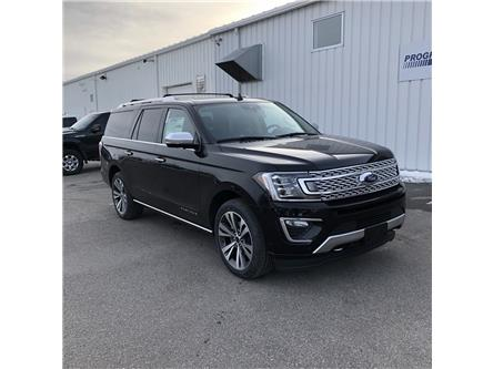 2020 Ford Expedition Max Platinum (Stk: LEA22687) in Wallaceburg - Image 1 of 20