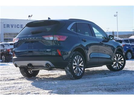 2020 Ford Escape Titanium (Stk: S202022) in Dawson Creek - Image 2 of 16