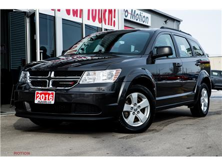 2016 Dodge Journey CVP/SE Plus (Stk: 2052) in Chatham - Image 1 of 24