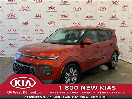 2020 Kia Soul EX Limited (Stk: 22121) in Edmonton - Image 1 of 27