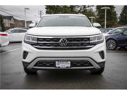 2020 Volkswagen Atlas Cross Sport 2.0 TSI Comfortline (Stk: LA202290) in Vancouver - Image 2 of 22