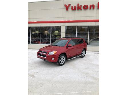 2012 Toyota RAV4 Limited V6 (Stk: ) in Whitehorse - Image 2 of 4