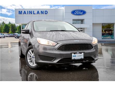 2017 Ford Focus SE (Stk: 9ES8321A) in Vancouver - Image 1 of 23