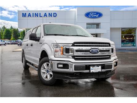 2018 Ford F-150 XLT (Stk: 9F17629A) in Vancouver - Image 1 of 17