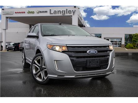 2011 Ford Edge Sport (Stk: LC0057A) in Surrey - Image 1 of 21