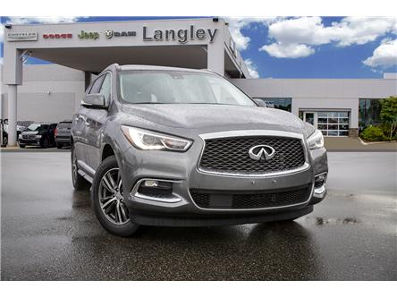 2017 Infiniti QX60 Base (Stk: LC0165) in Surrey - Image 1 of 24