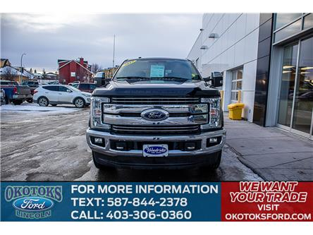 2017 Ford F-350 Lariat (Stk: B81563) in Okotoks - Image 2 of 12