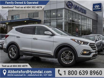 2018 Hyundai Santa Fe Sport 2.4 Luxury (Stk: AH9007) in Abbotsford - Image 1 of 28