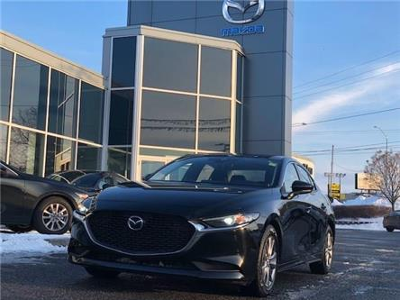 2019 Mazda Mazda3 GS (Stk: M27152) in Gloucester - Image 1 of 20