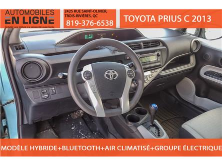 2013 Toyota Prius C Base (Stk: 1037552) in Trois Rivieres - Image 2 of 31
