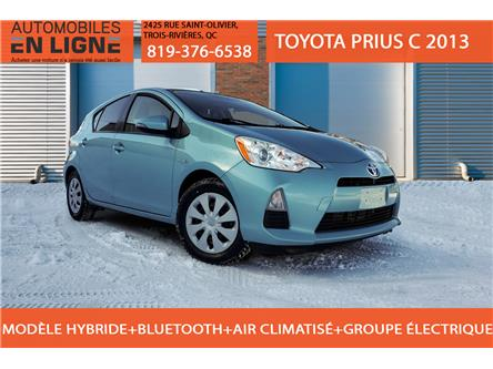 2013 Toyota Prius C Base (Stk: 1037552) in Trois Rivieres - Image 1 of 31