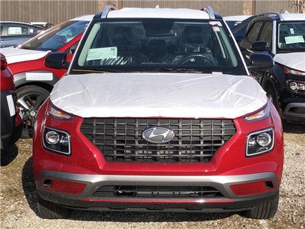 2020 Hyundai Venue Trend w/Urban PKG - Black Interior (IVT) (Stk: H5547) in Toronto - Image 2 of 3