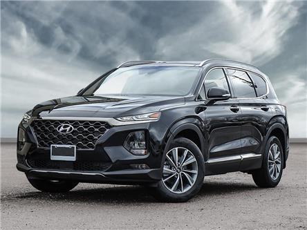 2020 Hyundai Santa Fe Luxury 2.0 (Stk: H5206) in Toronto - Image 1 of 23