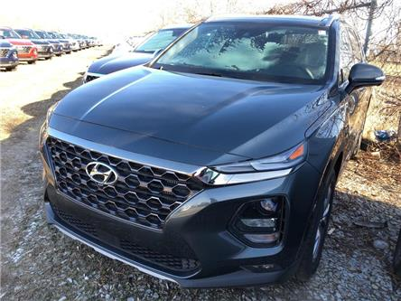 2020 Hyundai Santa Fe Luxury 2.0 (Stk: H5397) in Toronto - Image 1 of 5
