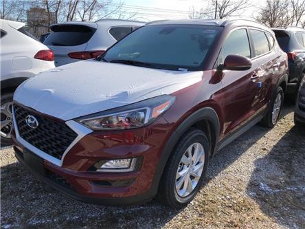 2020 Hyundai Tucson Preferred (Stk: H5536) in Toronto - Image 1 of 5