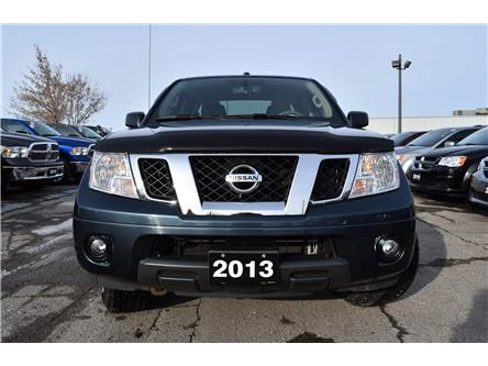 2013 Nissan Frontier SV (Stk: 94354) in St. Thomas - Image 2 of 30