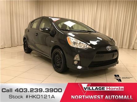 2014 Toyota Prius C  (Stk: HK0121A) in Calgary - Image 1 of 21