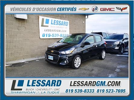 2017 Chevrolet Spark 1LT CVT (Stk: 19-568AS) in Shawinigan - Image 1 of 30