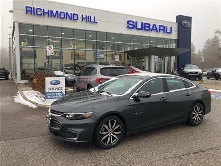 2016 Chevrolet Malibu 1LT (Stk: TLP0344) in RICHMOND HILL - Image 1 of 15