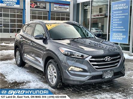 2017 Hyundai Tucson Premium (Stk: H5525A) in Toronto - Image 1 of 28