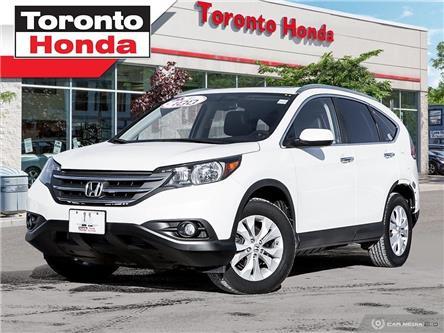 2012 Honda CR-V Touring (Stk: K31944A) in Toronto - Image 1 of 26