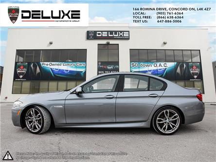 2016 BMW 535i xDrive (Stk: D0687) in Concord - Image 2 of 22