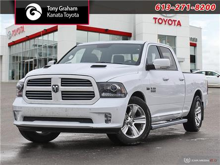 2016 RAM 1500 Sport (Stk: 89763A) in Ottawa - Image 1 of 28