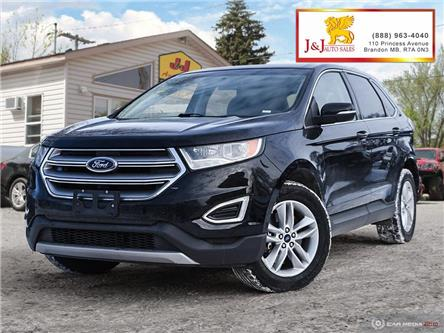 2016 Ford Edge SEL (Stk: J19132) in Brandon - Image 1 of 27
