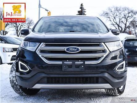 2016 Ford Edge SEL (Stk: J19132) in Brandon - Image 2 of 27
