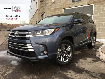 2019 Toyota Highlander LTD AWD (Stk: 46318) in Brampton - Image 1 of 29