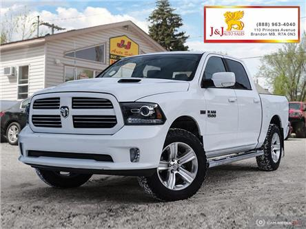 2014 RAM 1500 Sport (Stk: J2005) in Brandon - Image 1 of 27