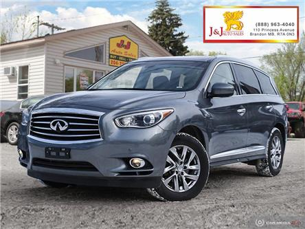 2015 Infiniti QX60 Base (Stk: JB2004) in Brandon - Image 1 of 27