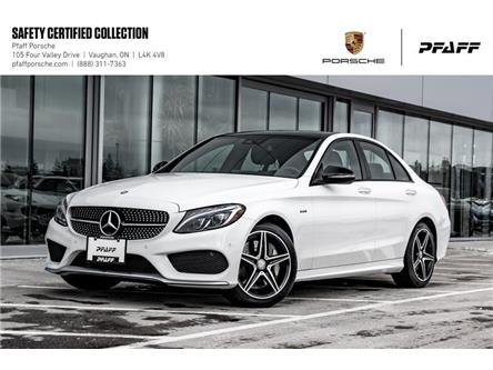 2016 Mercedes-Benz C450 AMG 4MATIC Sedan (Stk: U8489) in Vaughan - Image 1 of 22