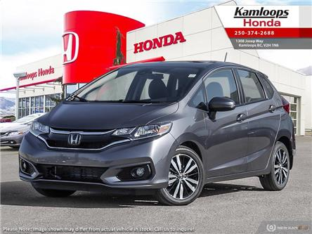 2020 Honda Fit EX-L Navi (Stk: N14834) in Kamloops - Image 1 of 23