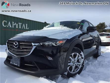 2020 Mazda CX-3 GS (Stk: 41427) in Newmarket - Image 1 of 21