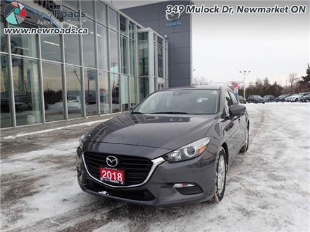 2018 Mazda Mazda3 Sport GS (Stk: 14344) in Newmarket - Image 1 of 30