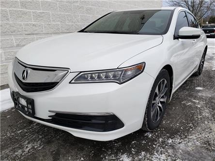 2015 Acura TLX Tech (Stk: L15009) in Kingston - Image 1 of 30
