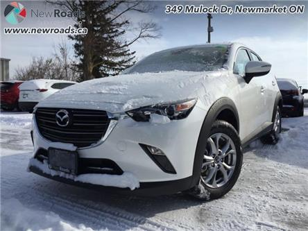 2020 Mazda CX-3 GS (Stk: 41544) in Newmarket - Image 1 of 21