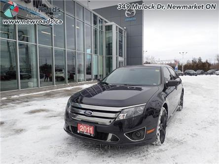 2011 Ford Fusion SPORT (Stk: 41512A) in Newmarket - Image 1 of 30