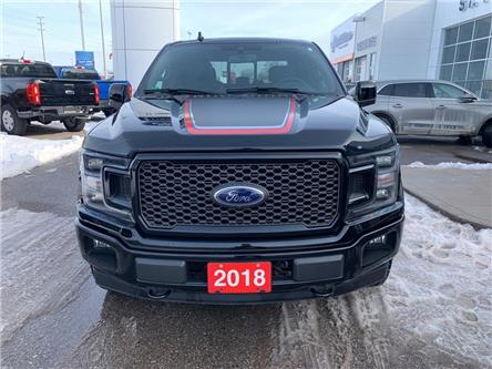 2018 Ford F-150 Lariat (Stk: T9750A) in St. Thomas - Image 2 of 30