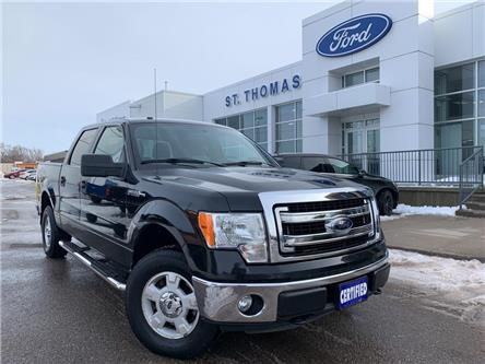 2014 Ford F-150 XLT (Stk: T9850A) in St. Thomas - Image 1 of 24